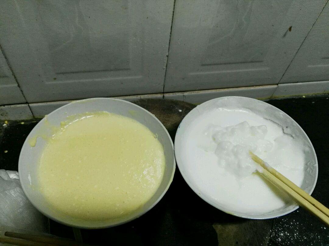 电饭锅蒸蛋糕的做法步骤