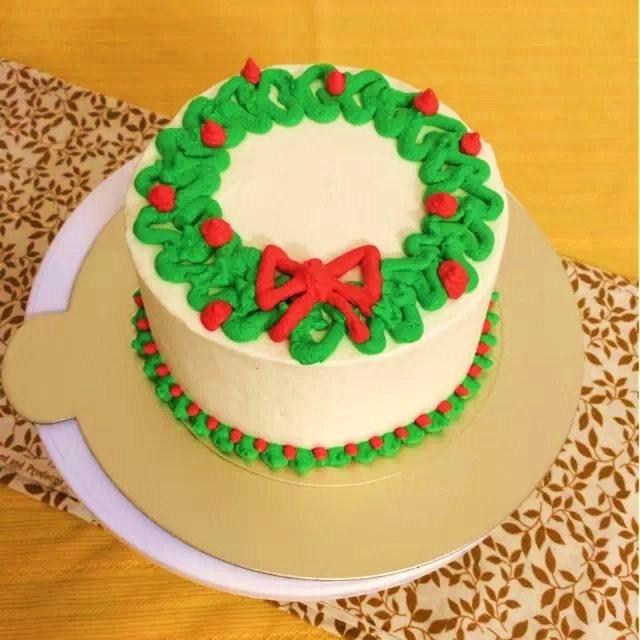 3d圣诞树蛋糕#九阳烘焙剧场