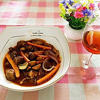 电影《Julie&Julia》配方——法式红酒烩牛肉
