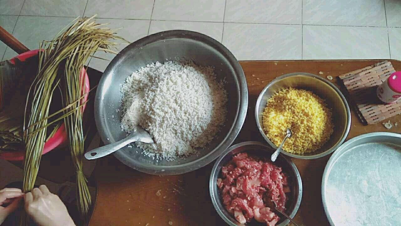 粽子的做法步骤
