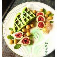 斑兰华夫饼