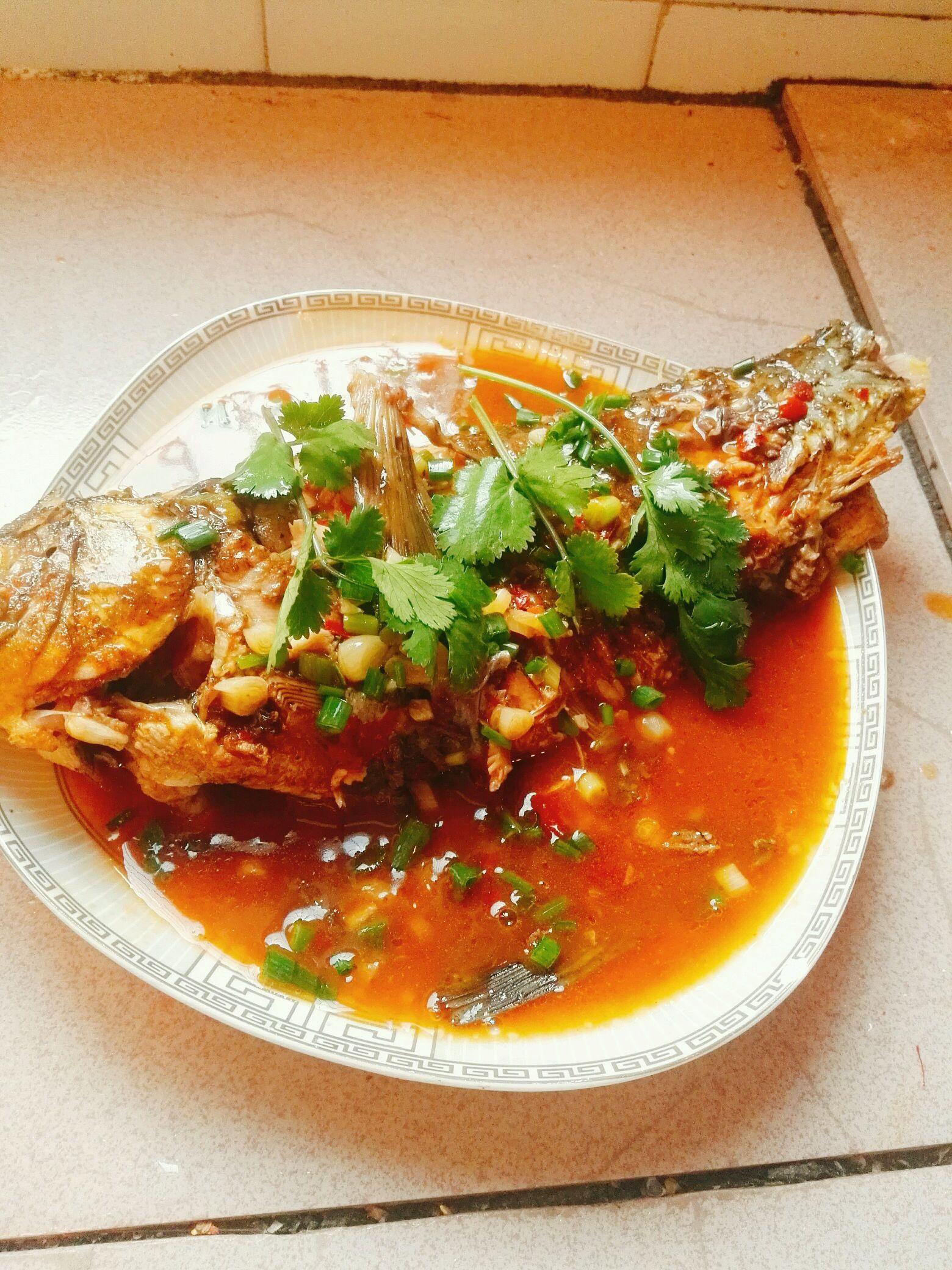 红烧鱼的做法步骤