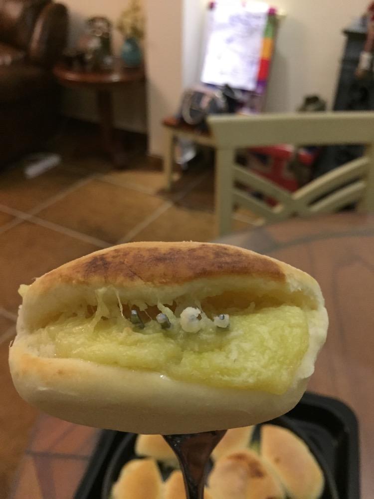 榴莲小面包的做法图解10