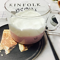 芒果燕麦酸奶杯的做法图解3