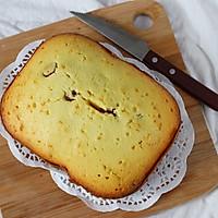 面包机版磅蛋糕