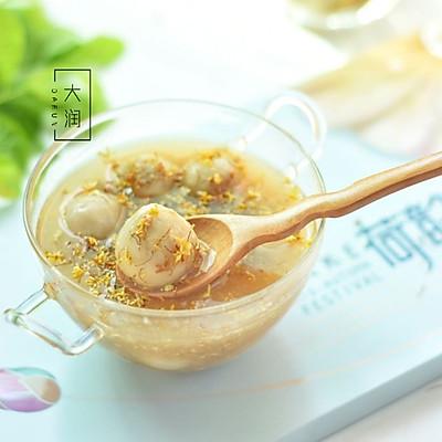桂花藕糖芋苗