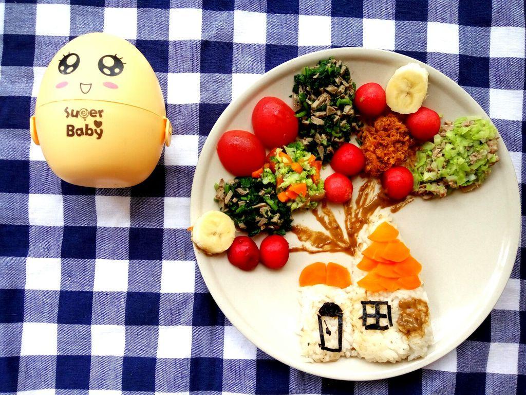 创意儿童餐【飞屋环游记】