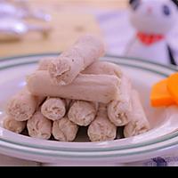 山药猪肉肠 宝宝辅食食谱