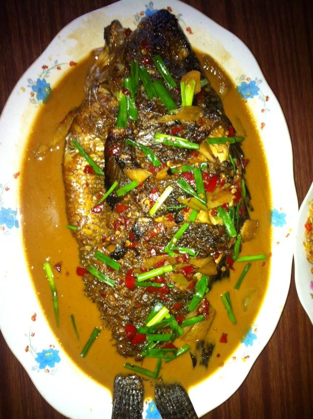 红烧鱼的做法_【图解】红烧鱼怎么做好吃_祈福_家常