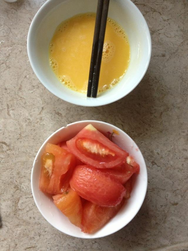 番茄炒蛋的做法步骤