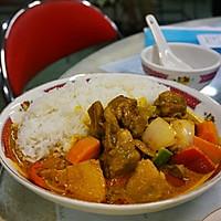 咖喱雞飯【图像】