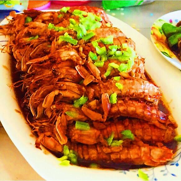 冷吃琵琶虾