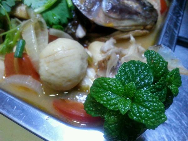 香茅烤鱼的做法