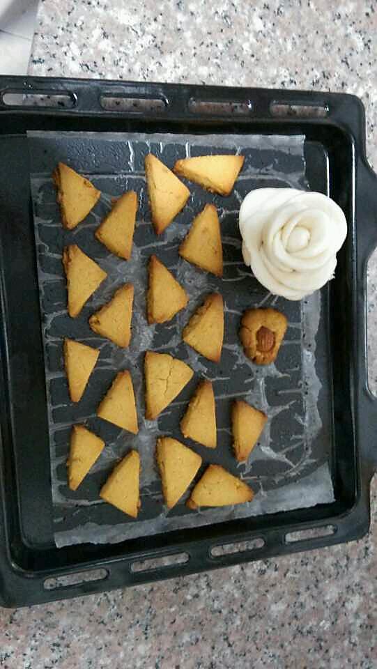 花生酱酥饼的做法