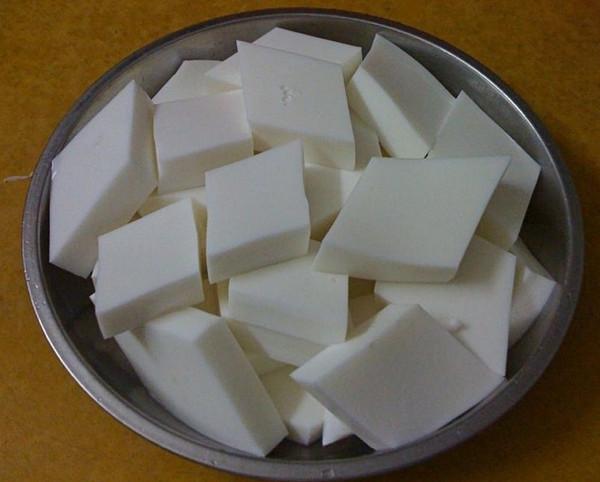 奶香椰子糕的做法