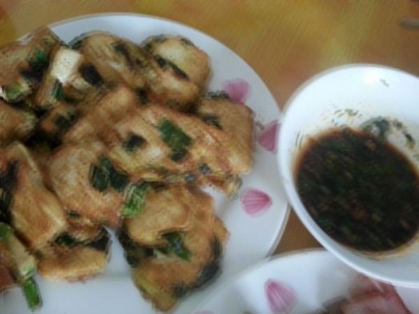 韩式香煎豆腐的做法