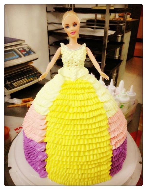 教你做场景蛋糕--morphy richards 厨师机试用的做法