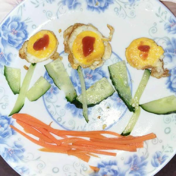 心坨妈妈的儿童早餐做法的学习成果照_豆果美食