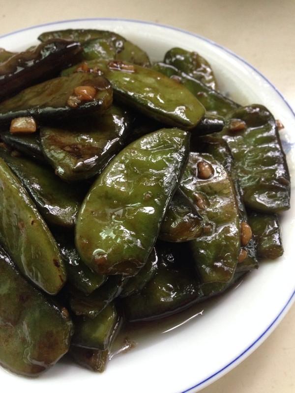 干煸扁豆的做法