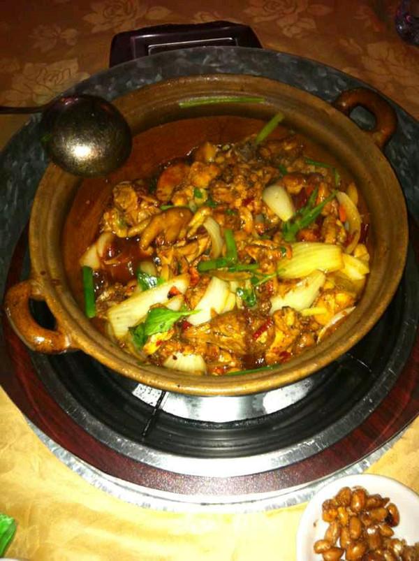 私房菜:砂锅鸡的做法