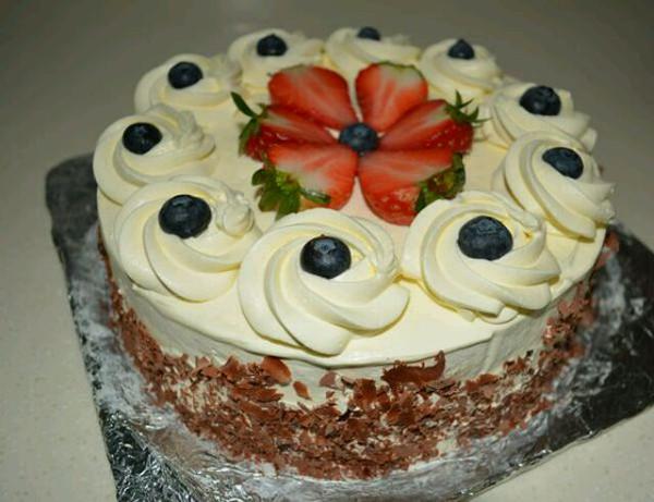 生日蛋糕/二宝一岁生日蛋糕