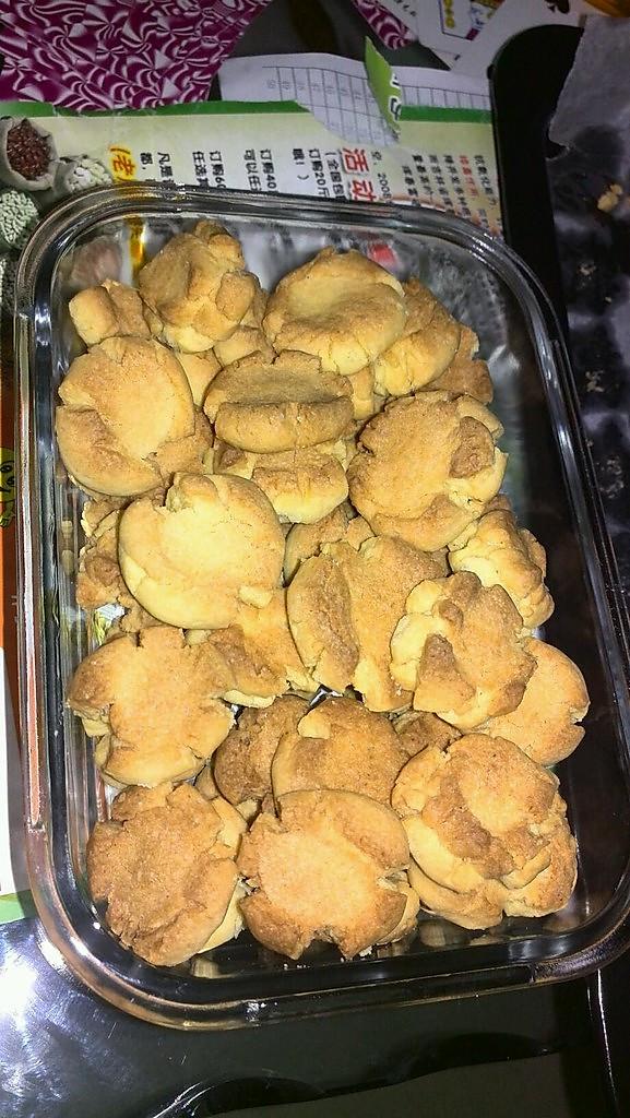 酥得掉渣的玛格丽特小饼--新手绝对能轻松搞掂的烘焙美食的做法