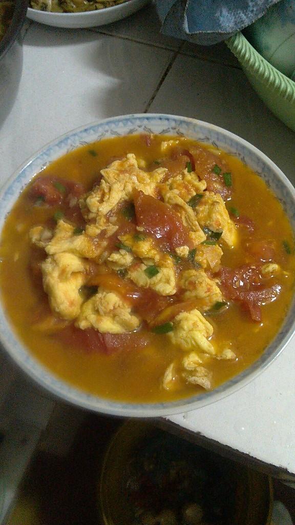 最家常但却是最见功夫的菜----鸡蛋炒西红柿的做法