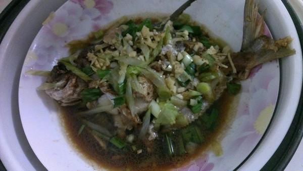酱烧金鲳鱼的做法