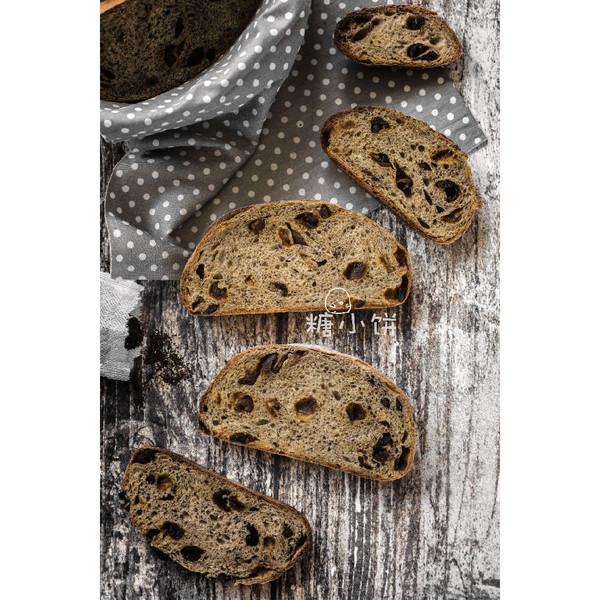 【红颜面包】夏日消暑促进食欲的面包的做法