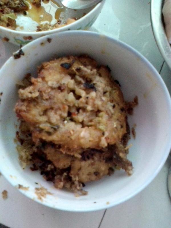 泡菜饼——当主食、零食都好吃的小饼的做法