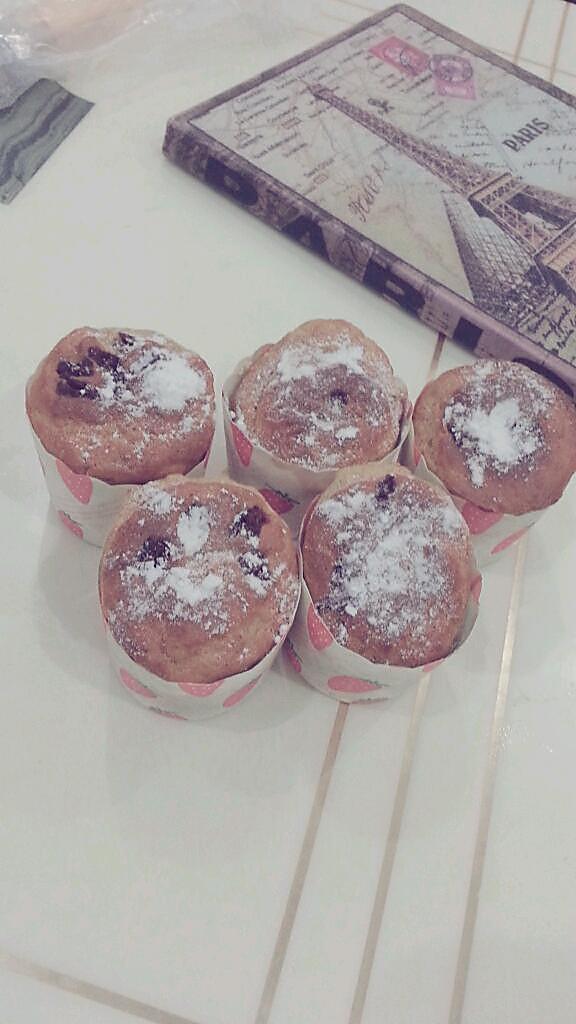 蓝莓玛芬 Blueberry Muffin的做法