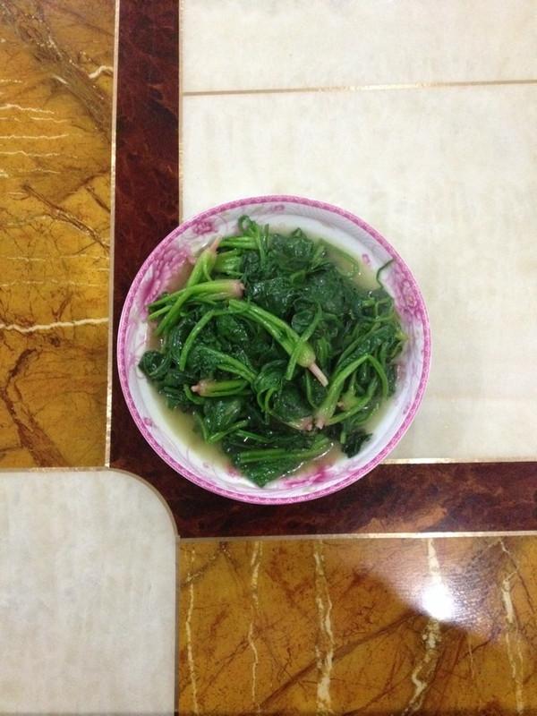 秋天的菠菜的做法