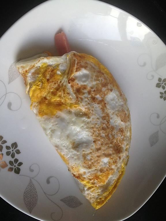 鸡蛋饼的做法
