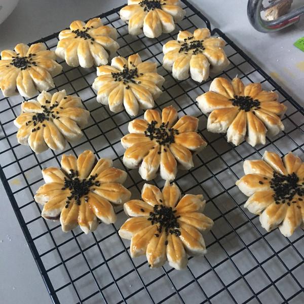 葵花酥的做法