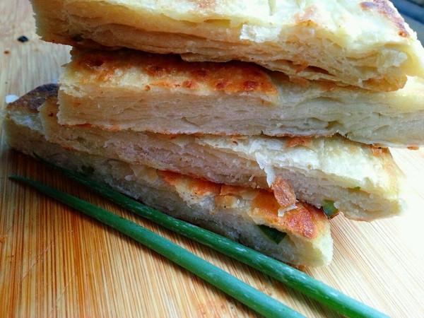 五香千层饼的做法