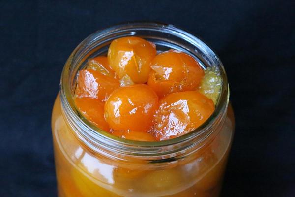 蜜汁小金桔——止咳清肺抗感冒的做法