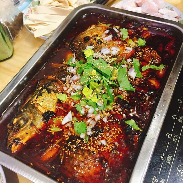 麻辣烤鱼的做法