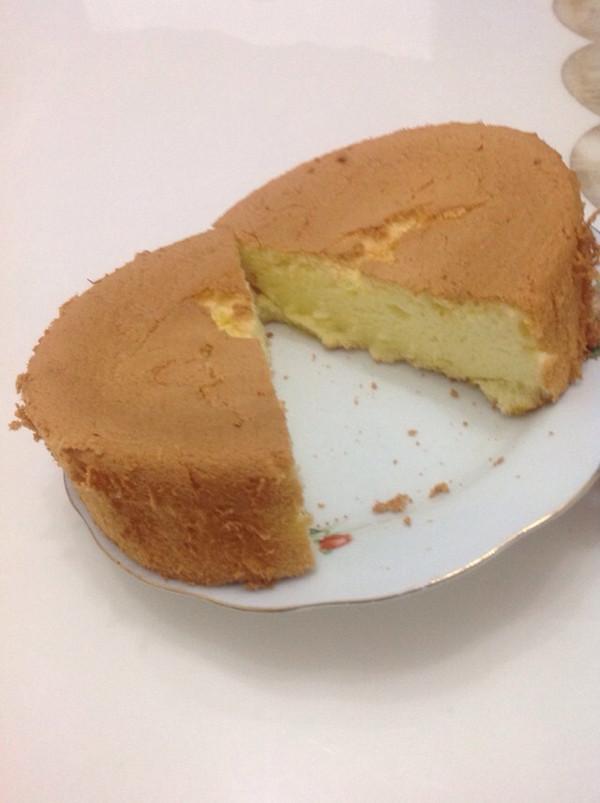 长帝CK25B新手之6寸戚风蛋糕较完美版+奶油裱花参考图的做法