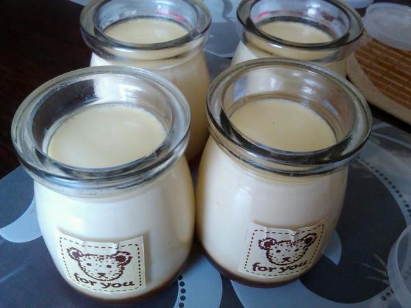 焦糖牛奶布丁的做法