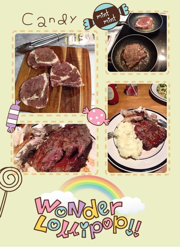 五分钟煎出鲜嫩牛排的做法