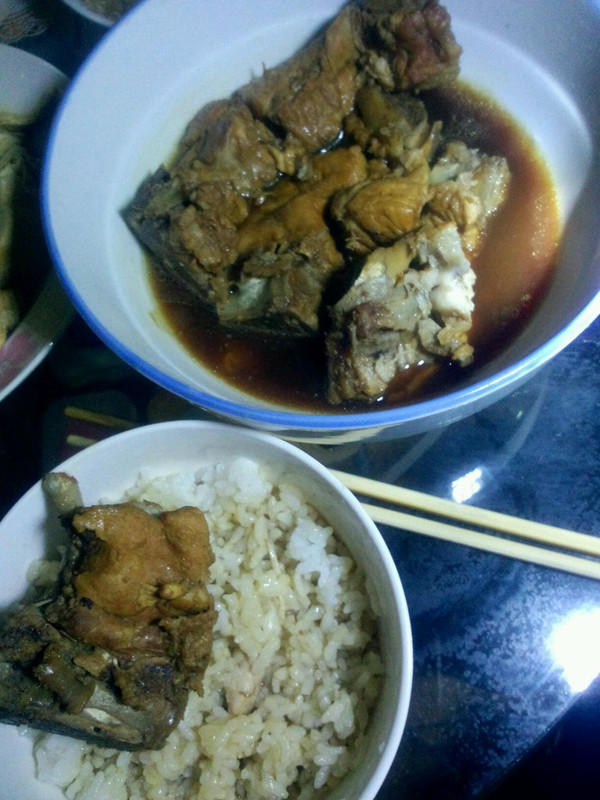 排骨饭/排骨米饭的做法