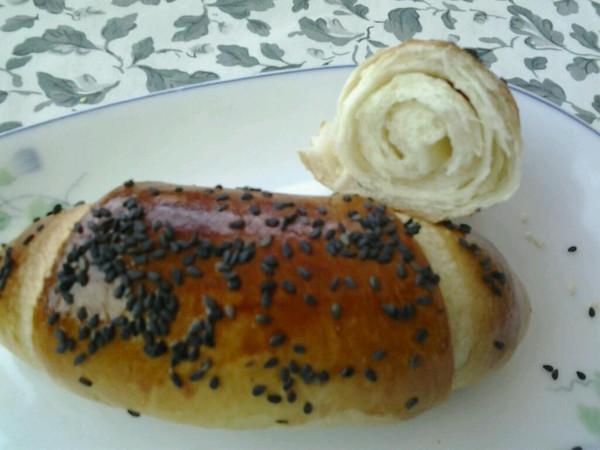 黄油面包卷的做法