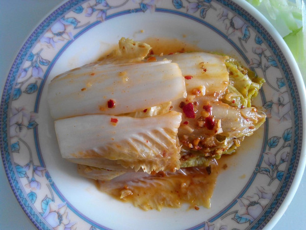 韩国泡菜的做法