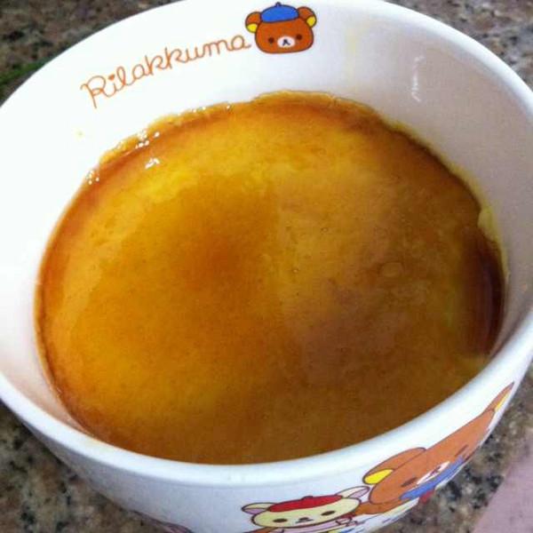 焦糖牛奶鸡蛋布丁的做法