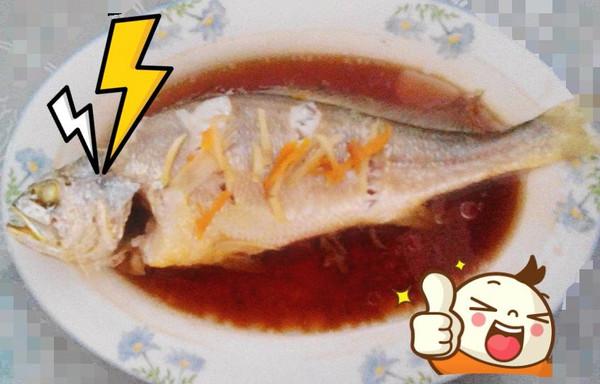 清蒸小黄鱼的做法