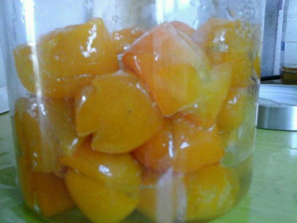 糖渍金橘的做法