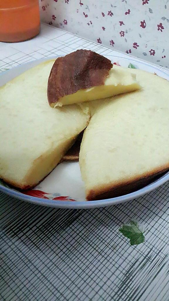 简单自制蛋糕的做法