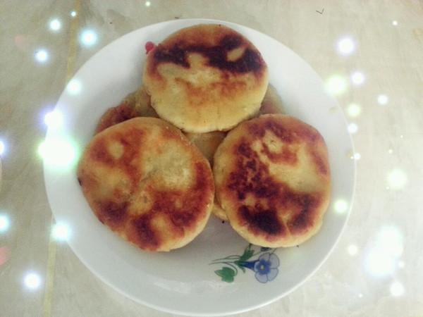 香煎地瓜饼的做法