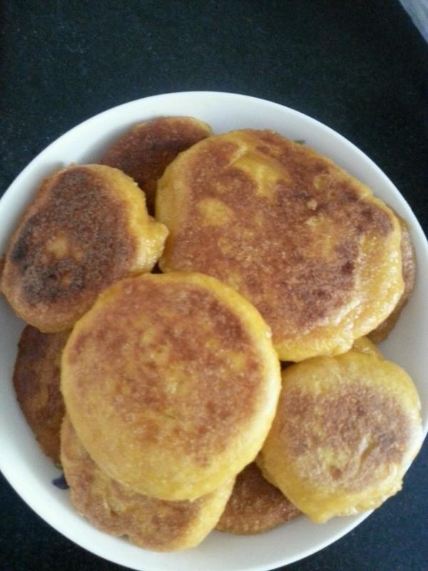 原味南瓜饼的做法