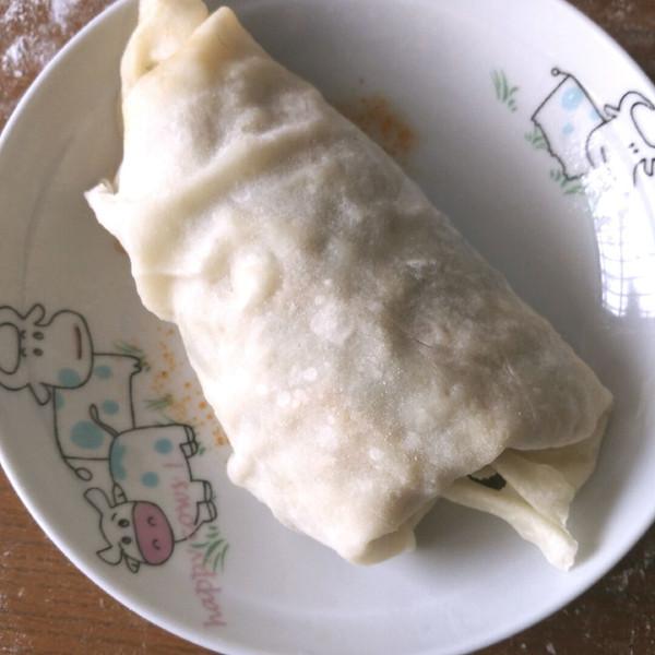 今天小兔子在家读书的卷馍做法的学习成果照_豆果美食